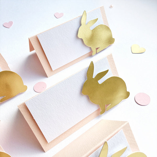 Bunny Place Cards