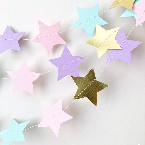 Unicorn Star Garland