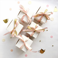 Tea Party Favor Boxes TP003