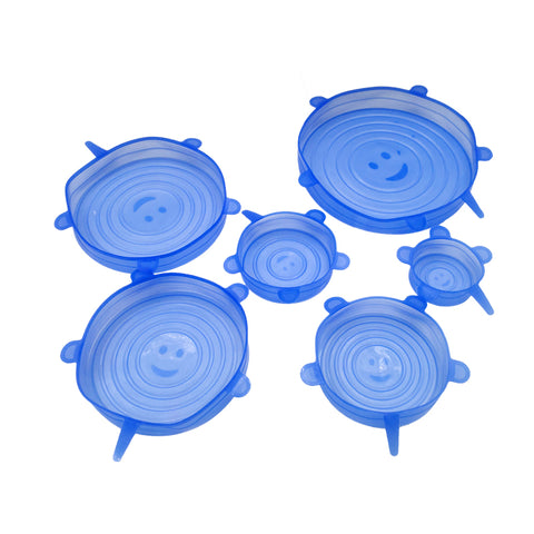 Image of Silicon Kitchen Stretch lids-Shopping Promos