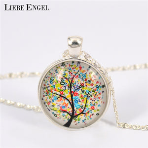 Vintage Style Tree Of Life Necklace-Shopping Promos