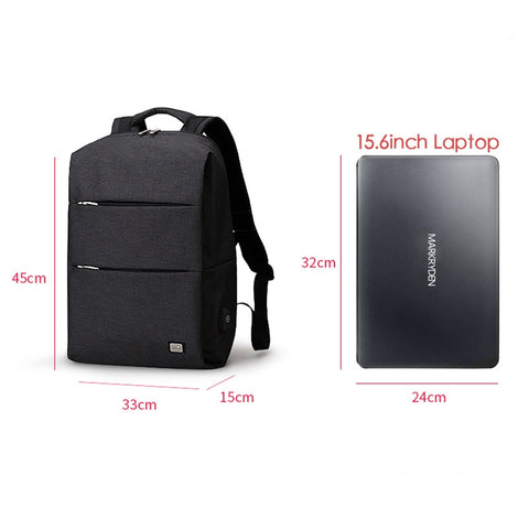 Image of Mark Ryden Luxury Backpack For 15.6 inch Laptop-Shopping Promos
