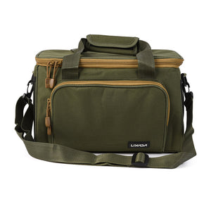 Multifunctional Canvas Fishing Bag