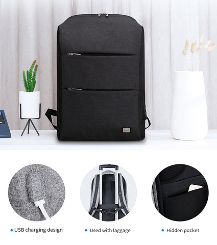 Mark Ryden Luxury Backpack For 15.6 inch Laptop-Shopping Promos