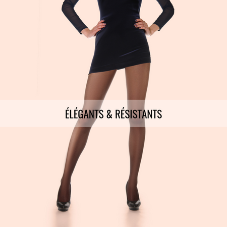 Collants indéchirables Élastika™