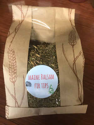 Maine Balsam Fir Tips