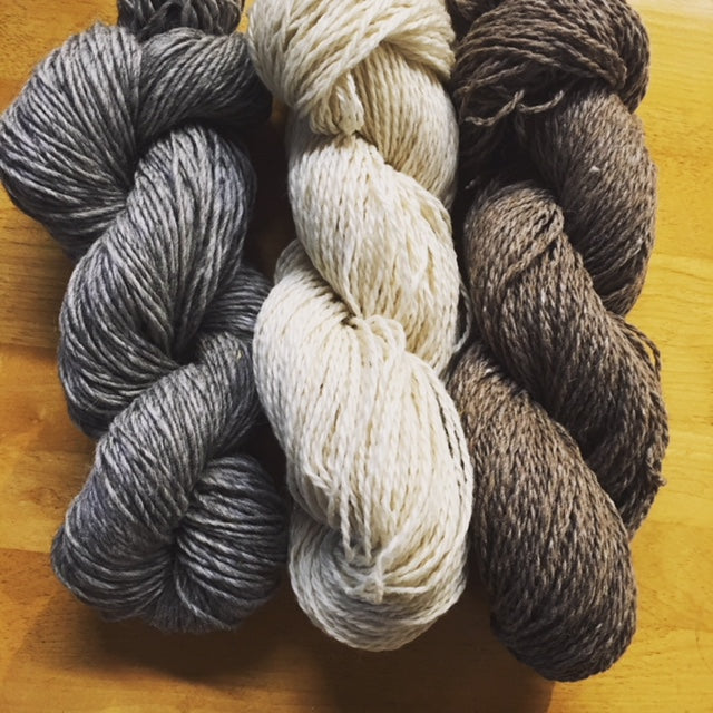 Yarn: Mohair & Wool
