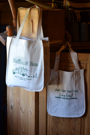 Nezinscot Farm Store | Gift Shop Tote Bag