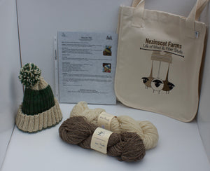 Handknit Hat Kit