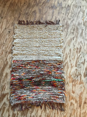Multi-Purpose Rag Rugs