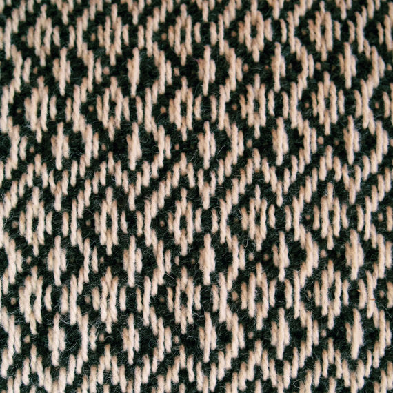 Handwoven Wool Throw