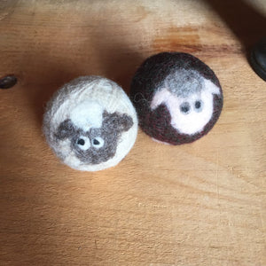 Nezinscot Farm Fiber Studio | Dryer Balls
