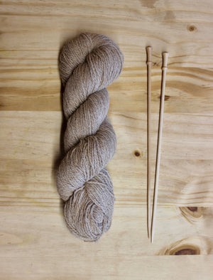 Yarn: Alpaca and Wool blend