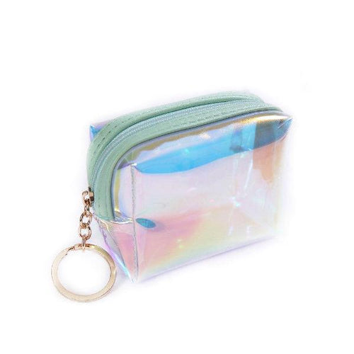 Mini Coin Purse Lemon Mint - Kitmate