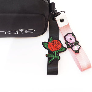 Wristlet Black Rose - LIMITED EDITION -