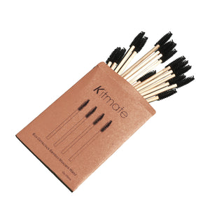 Eco BAMBOO Wand - 25 WANDS PER PACK! - Kitmate