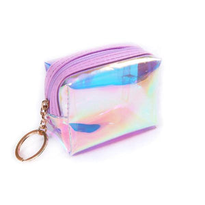 Mini Coin Purse Lilac - Kitmate
