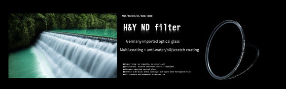 H&Y variable ND Filter