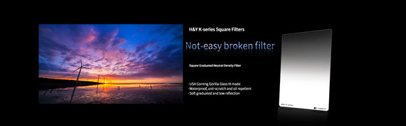 H&Y K-series Square Filter