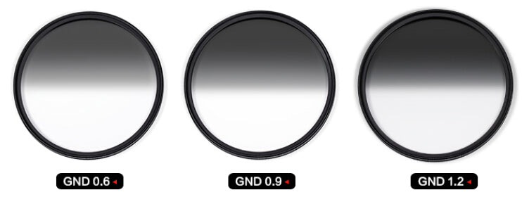 ND0.9 GRADUATED NEUTRAL DENSITY FILTER
