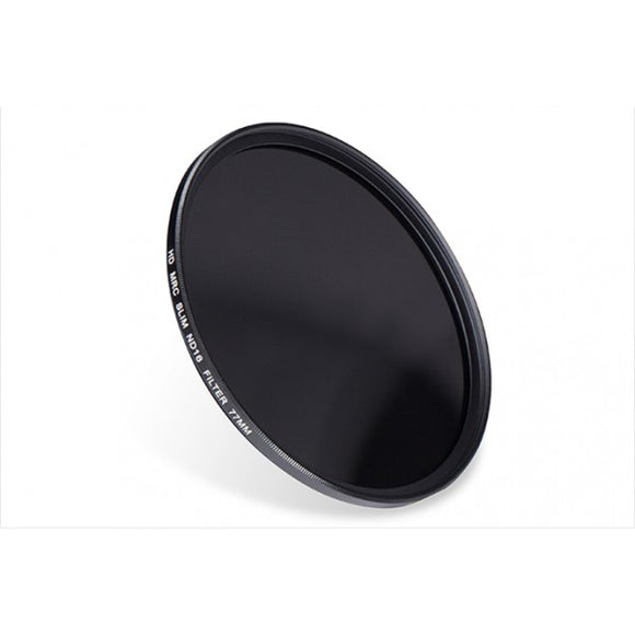 67MM - 82MM ND16 NEUTRAL DENSITY 4-STOPS - H&Y Filter