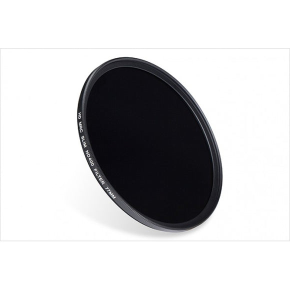 67MM - 82MM ND400 NEUTRAL DENSITY 8-STOPS - H&Y Filter