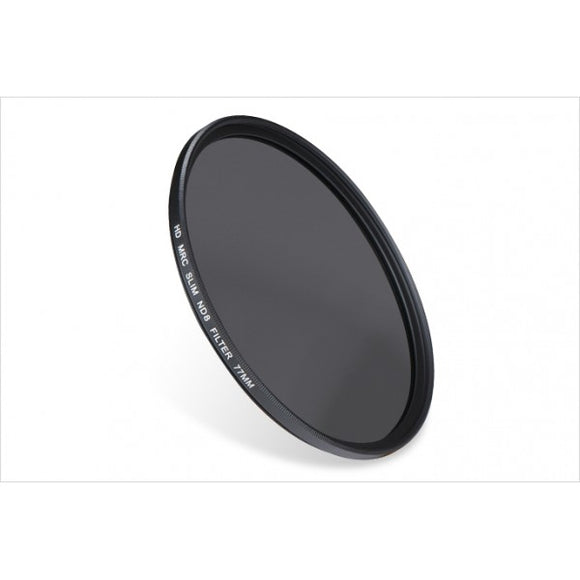 67MM - 82MM ND8 NEUTRAL DENSITY 3-STOPS - H&Y Filter