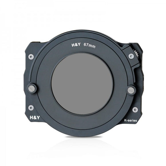 H&Y K-series Holder with 95mm CPL+ Quick Release Magnetic Filter Frame(Free) - H&Y Filter