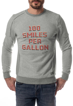 100 Smiles Per Gallon Sweater 1 of 100 by 8Js