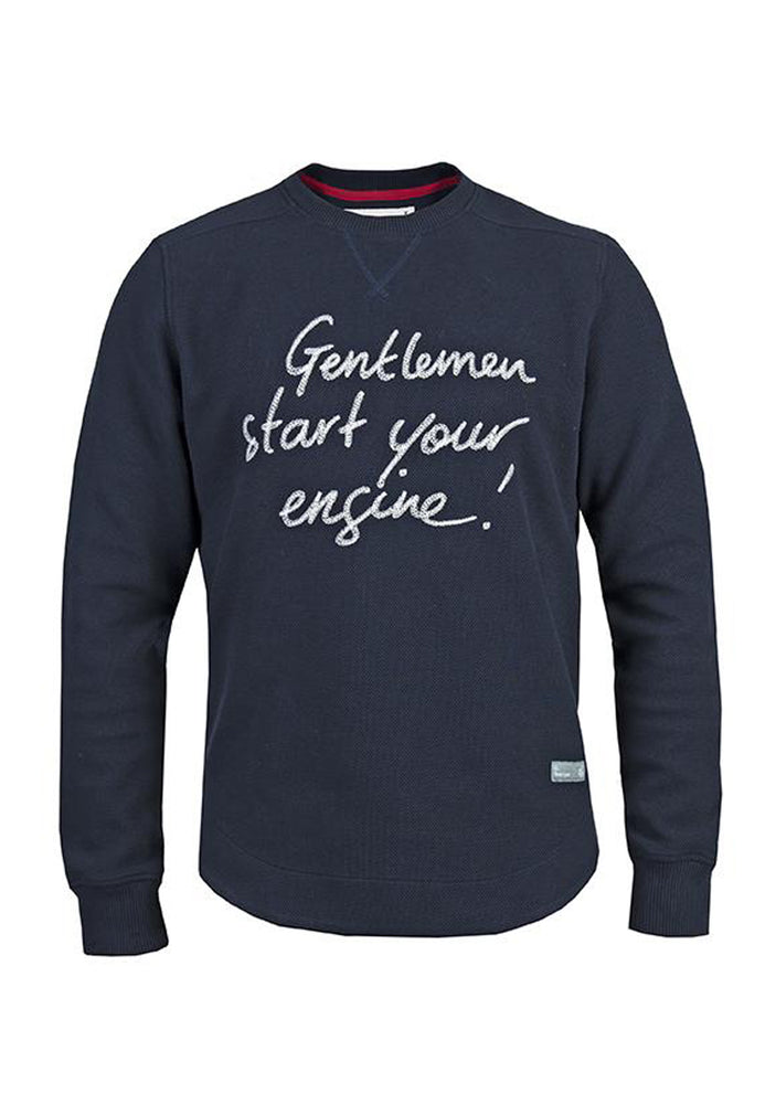Start Your Engine! Sweater 1/100 BY 8Js