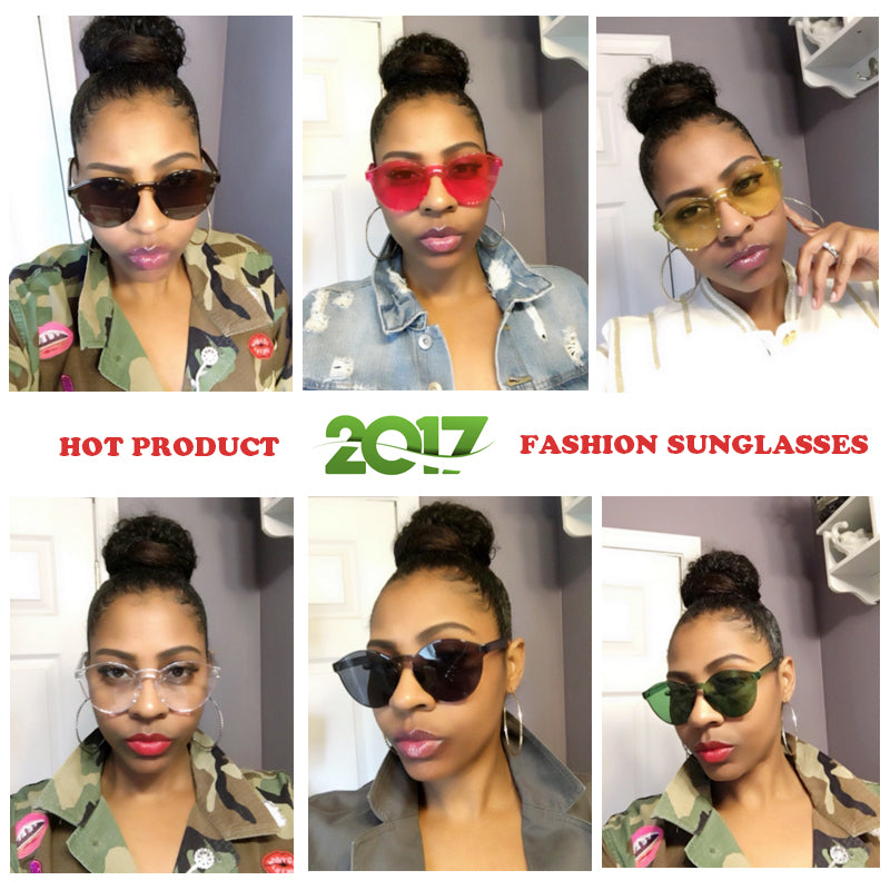 073991c7f8 RSSELDN New One Piece Lens Sunglasses Women – Grab One Free!