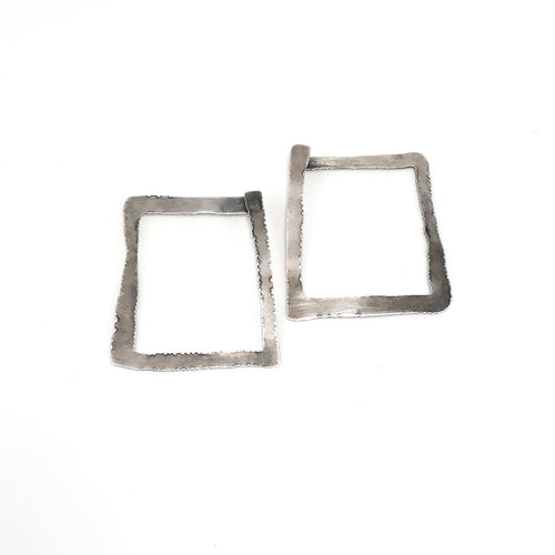 Boxy Sketch Tension Hoops