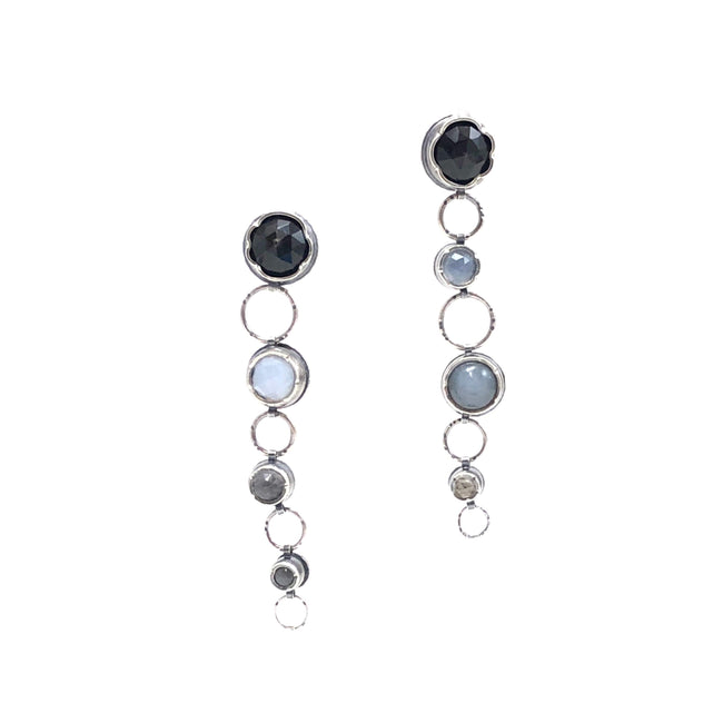 Eclectic Ethos Multi Earrings - Quartet