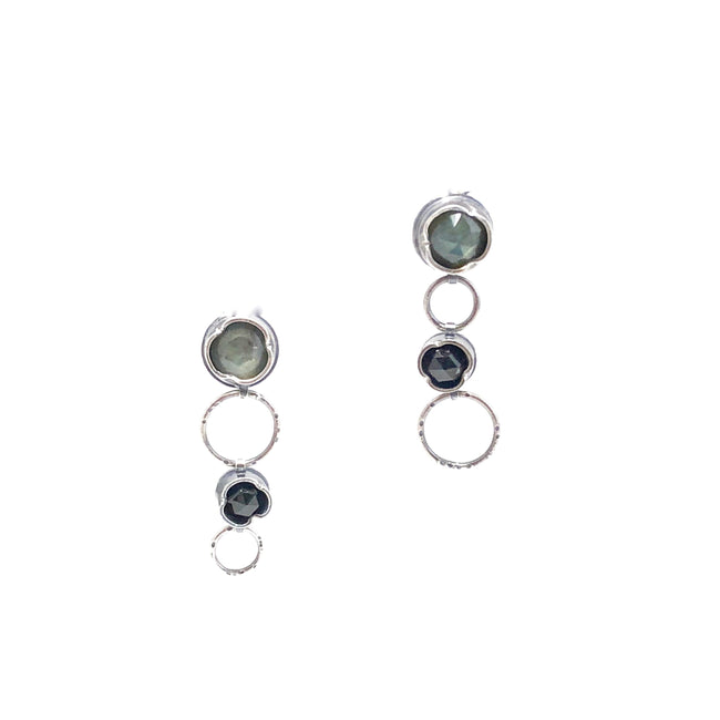 Eclectic Ethos Multi Earrings - Duo
