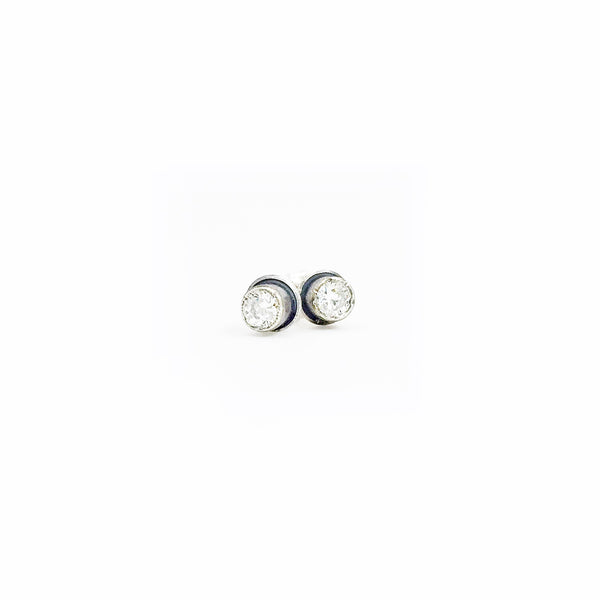 Tiny Faceted Eclectic Ethos Studs