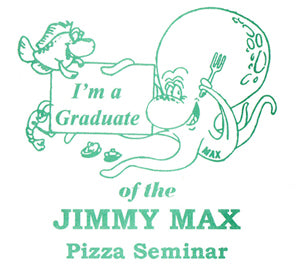 The Story of the Jimmy Max Octopus Logo