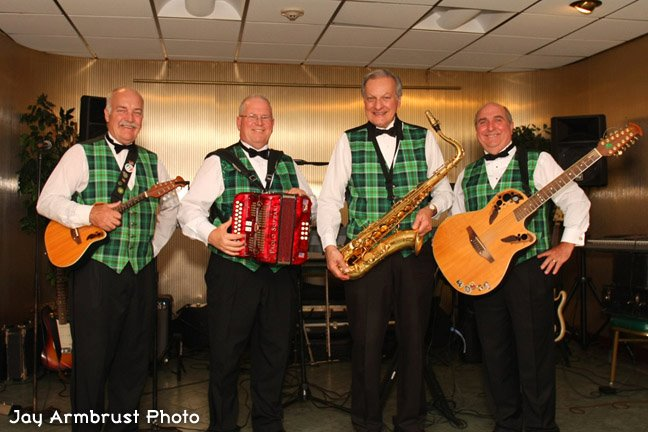 Willie Lynch Irish Christmas Event