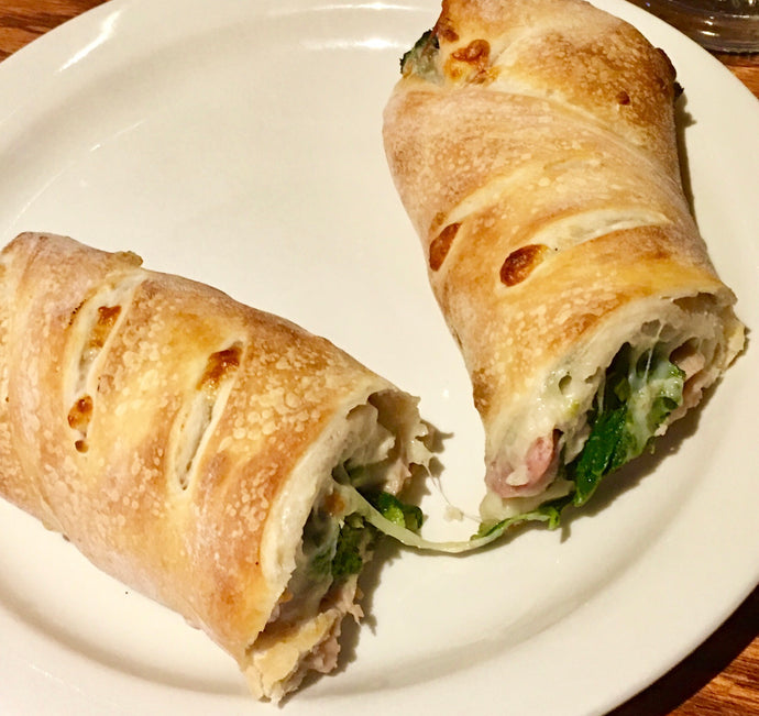 Broccoli Rabe Roll