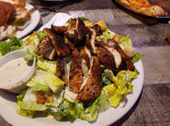 Ceasar Salad with Blackened Chicken