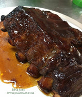 Jimmy Max BBQ Ribs