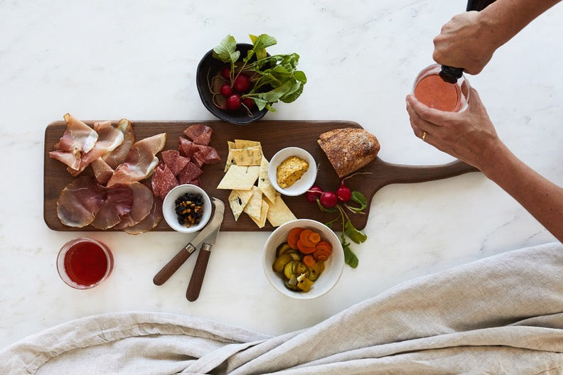 charcuterie tips from michelle