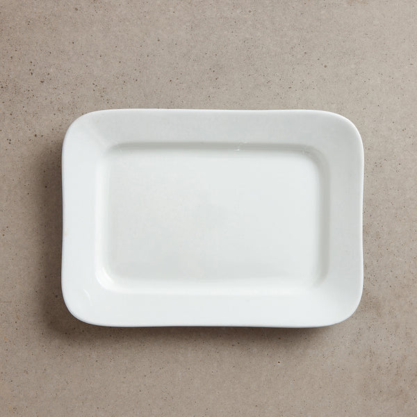antique ironstone platter