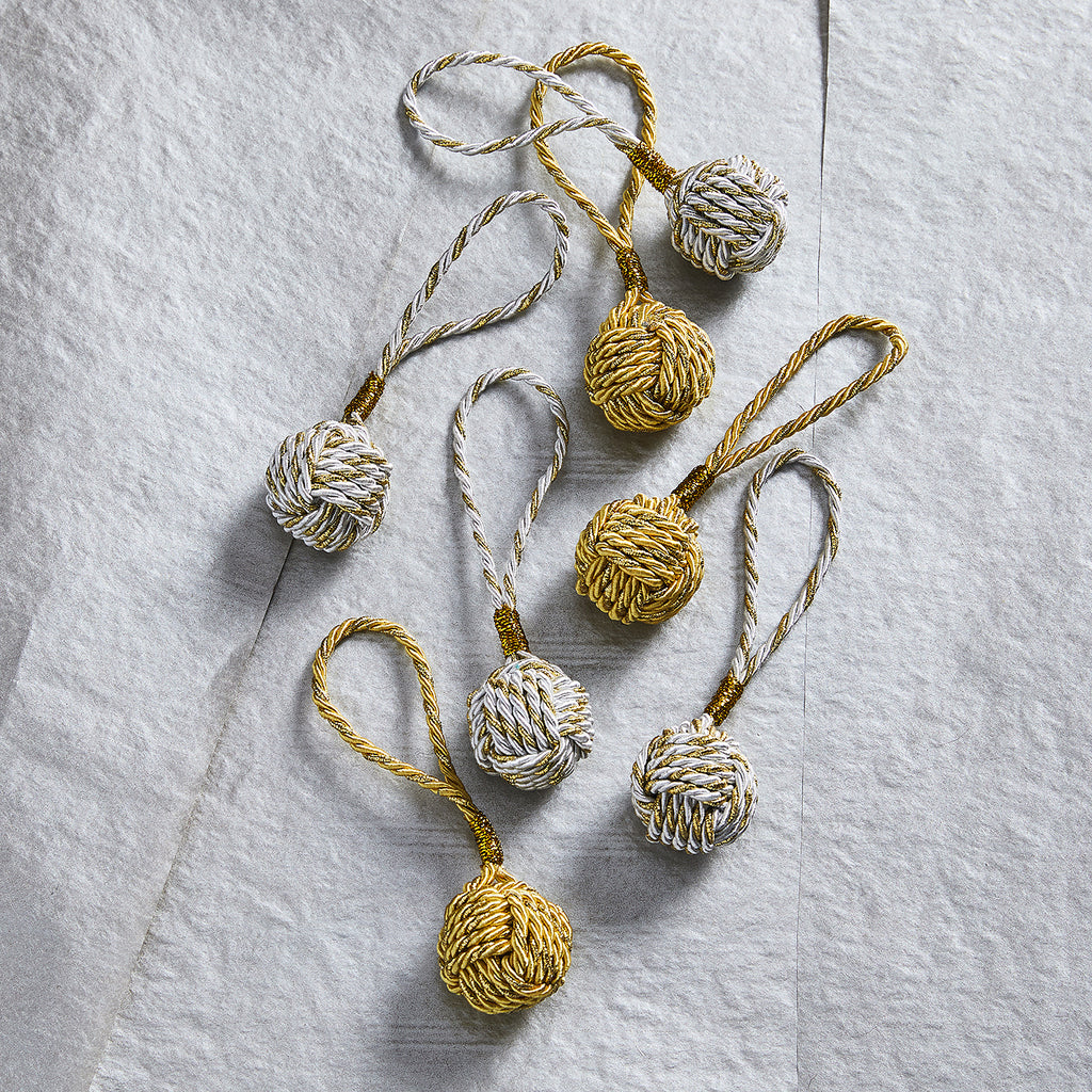 nautical knot ornament