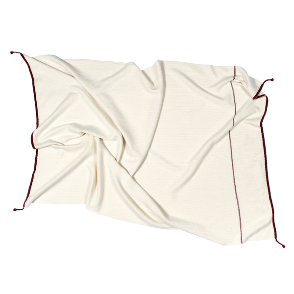 no.48 cashmere throw | natural