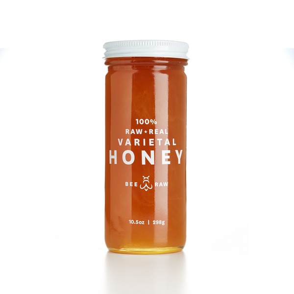 blueberry maine raw honey
