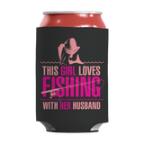 Limited Edition - This Girl Loves Fishing With Her Husband