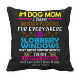 Limited Edition - #1 Dog Mom Tee