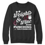 Weights And Wine