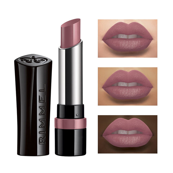 RIMMEL LONDON The Only 1 Lipstick Mauve Over