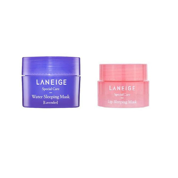 LANEIGE Sleeping Care Good Night 2 Item Trial Kit - MakeUp World Pakistan